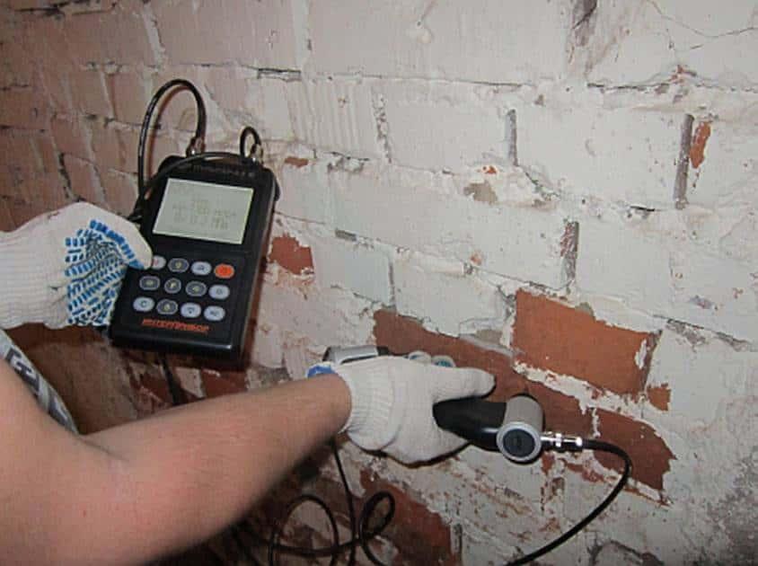 Техническое обследование жилого дома