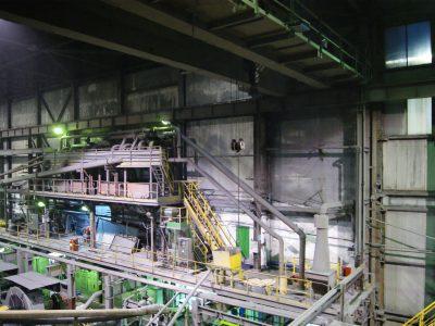 Работы по техническому обследованию главного корпуса на ПАО «Высочайший»