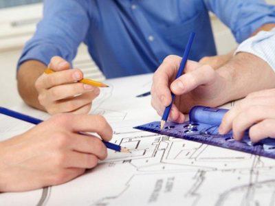Проектирование строительного объекта